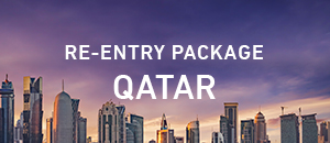 Qatar Exit & Re-Entry Package...