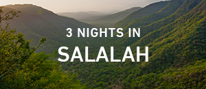 Salalah holiday packages