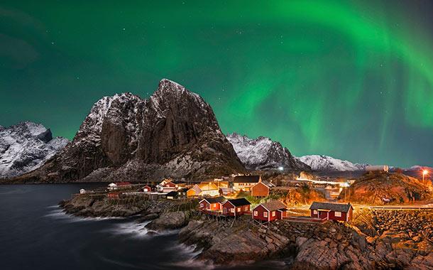 Where To Witness The Aurora Borealis